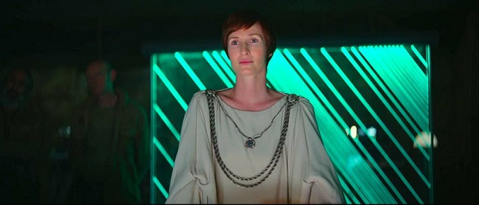 Mon Mothma To Have A Large Role In Rogue One
