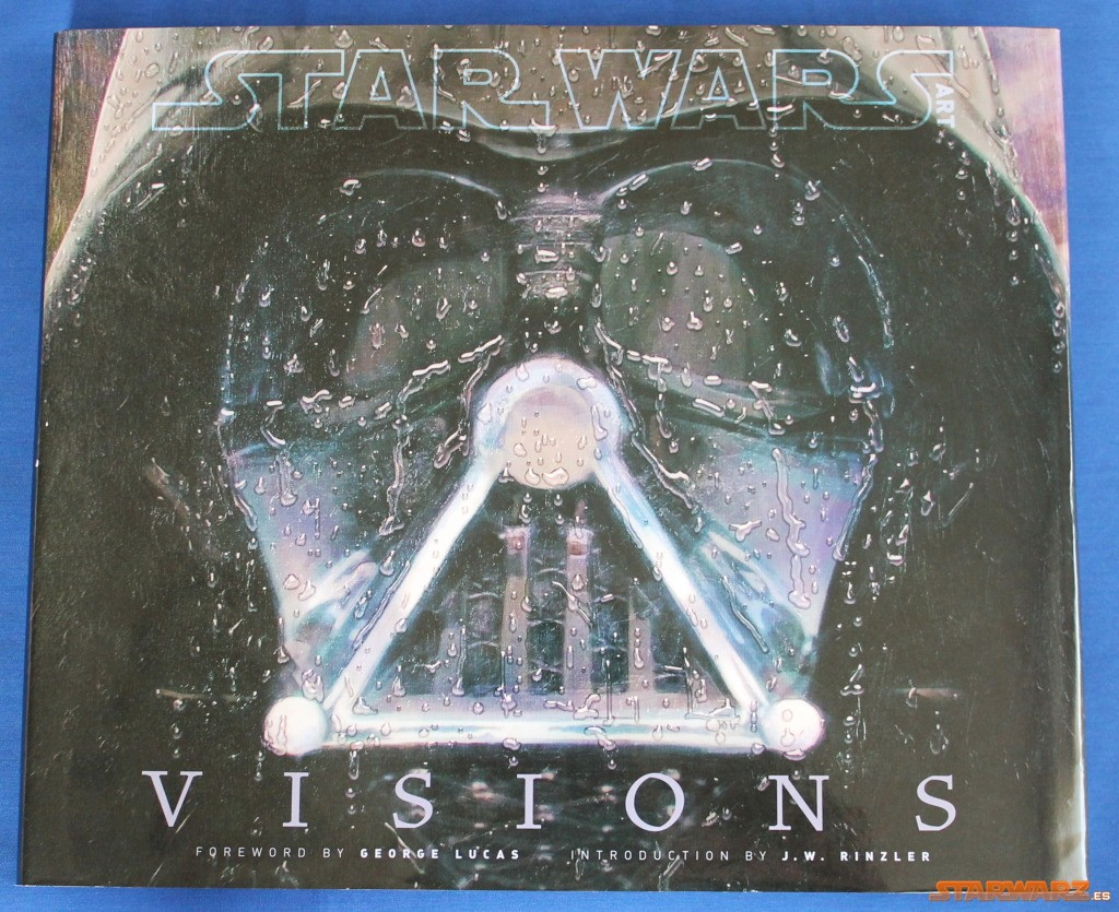 Star Wars Libro Review Libro Star Wars Visions Starwarz Es