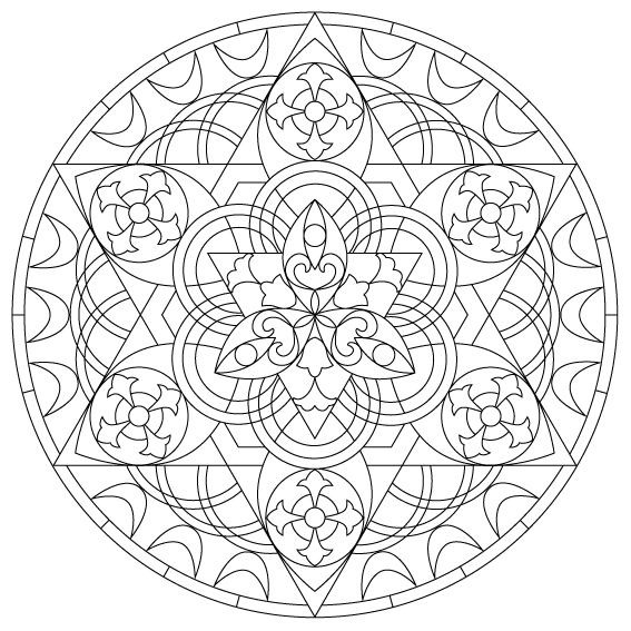 Amiba colouring pages page 2