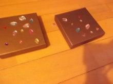 生チョコデコ箱