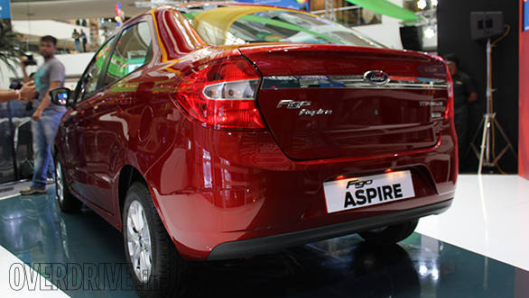 Ford Figo Aspire What we know right now - Overdrive