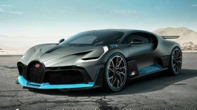 Monterey Car Week 2018: The Bugatti Divo is a track-bred Chiron - Overdrive