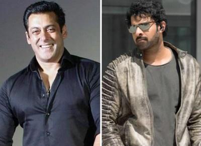 Salman Khan not doing cameo in Prabhas starrer Saaho, confirms director | Bollywood News ...
