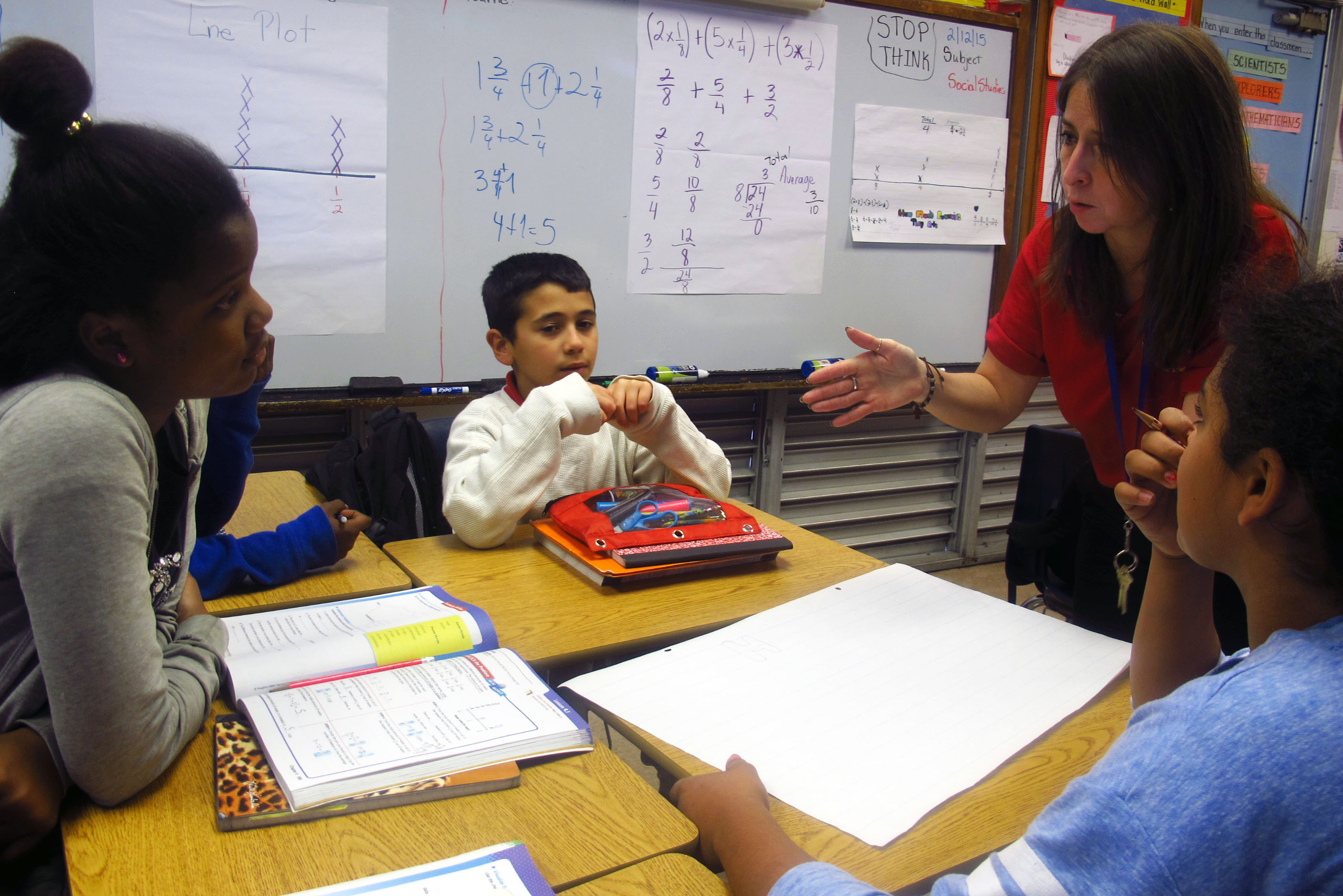 Teaching Maths Why Elementary Math Lessons Are Changing In Florida Schools