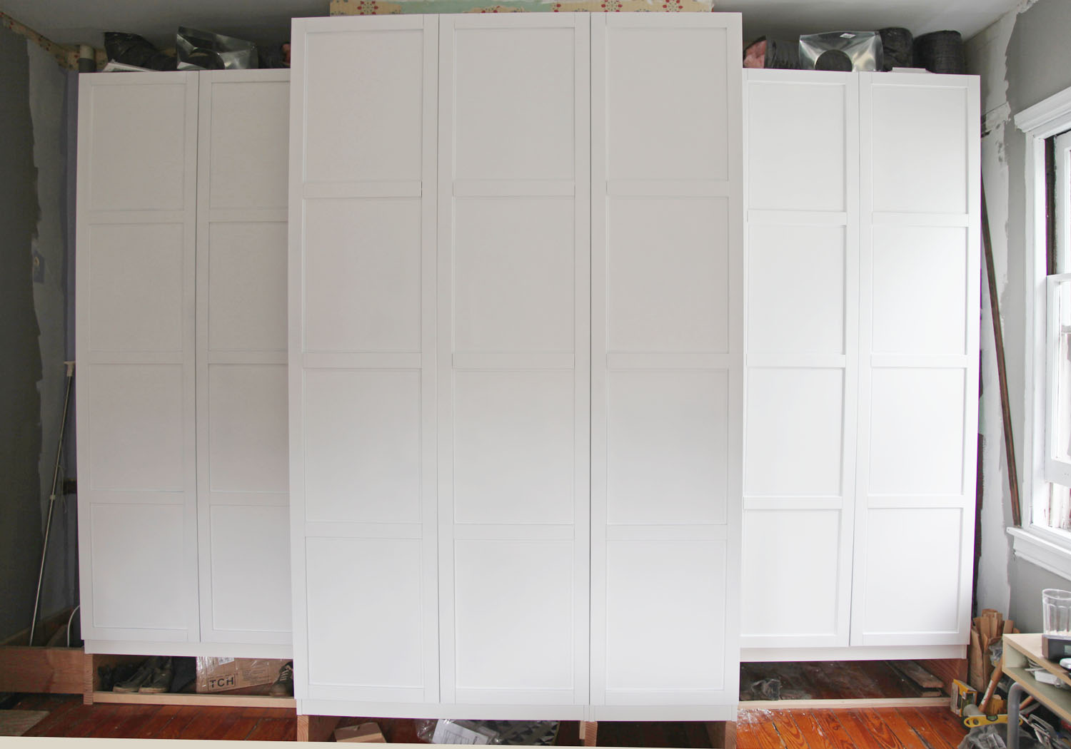 Ikea Wardrobe Leaning To One Side Bedroom Stately Kitsch