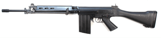 FN FAL Battle Rifle
