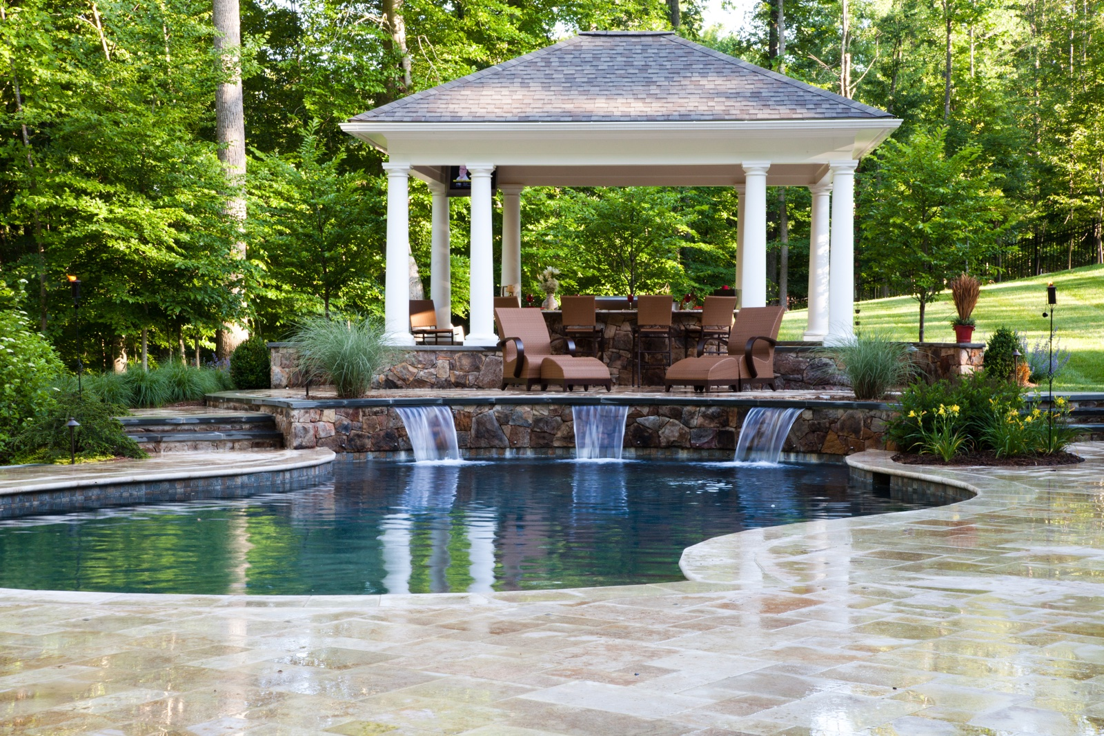 Landscaping Company State Of The Art Landscape High End Landscaping For North Virginia