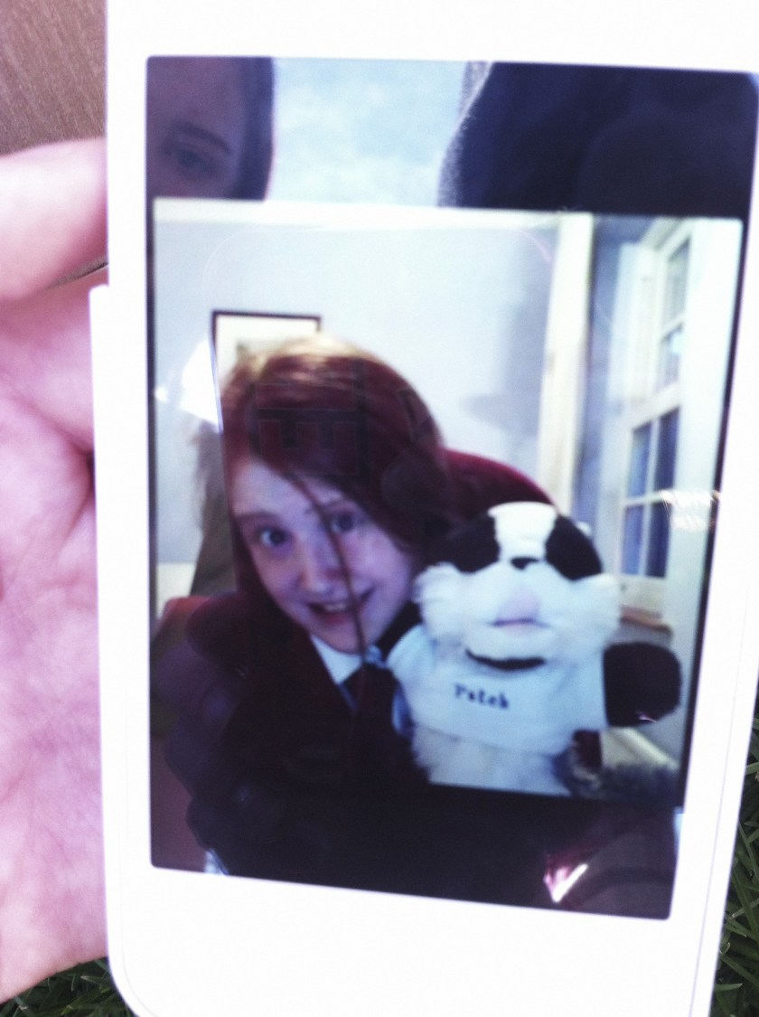 IMG_2474 Chelsea London Stuffed Animal Selfie