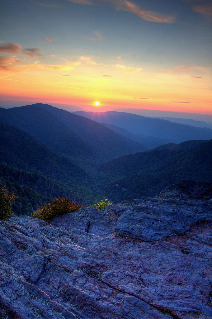 Fall In The Smokies Wallpaper Tennessee State Nickname The Volunteer State