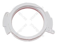 Tumble Dryer Vent Hose Adaptor White C00288486 by Indesit