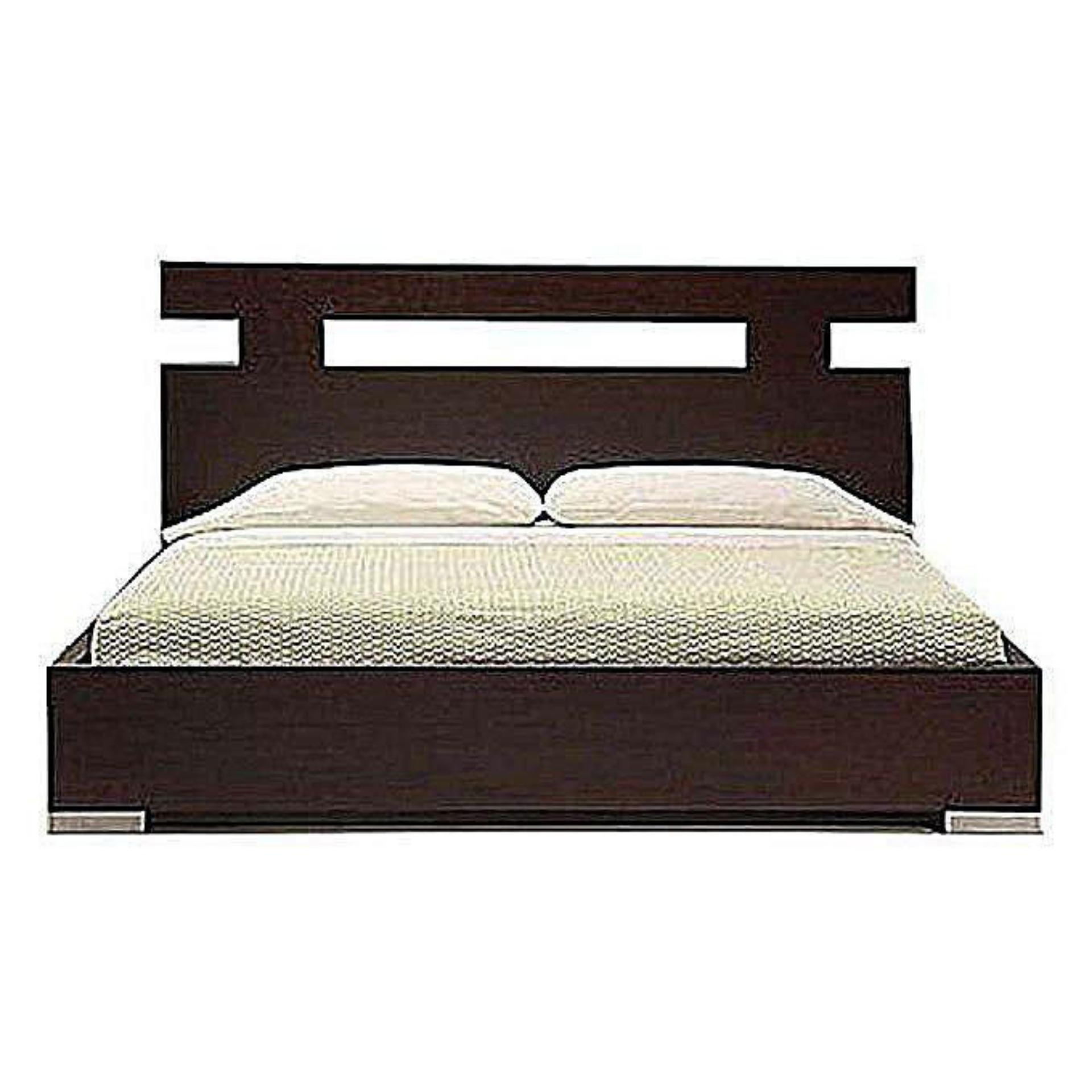 Crushed Velvet Bed Ebay Malyasian Bed Mdb070 Standard Dark Chocolate