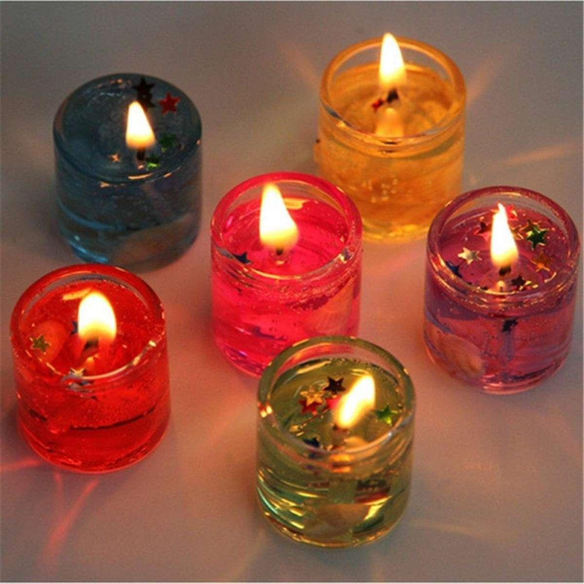 Buy Candles Online Jelly Candle