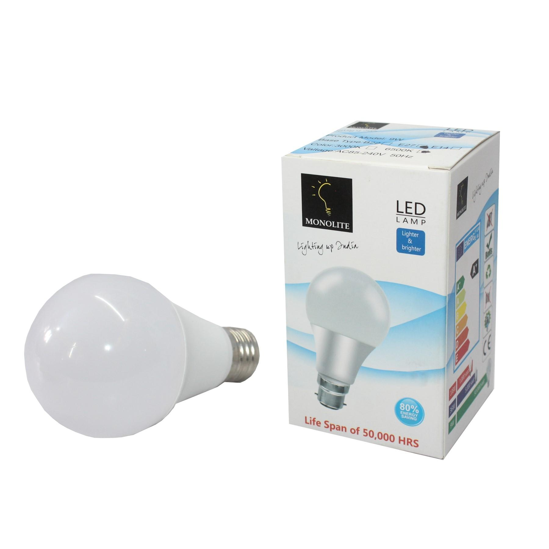 5 Watt Led Buy Monolite Megaslim Home Light Bulbs At Best Prices Online In