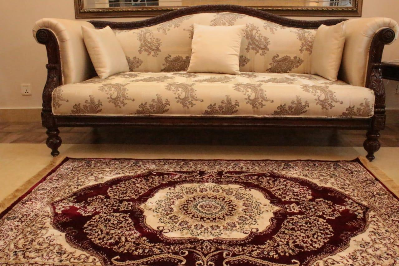 Sofa Set Used In Lahore 5 Seater Victorian Style Sofa Pyre Sheesham Wood