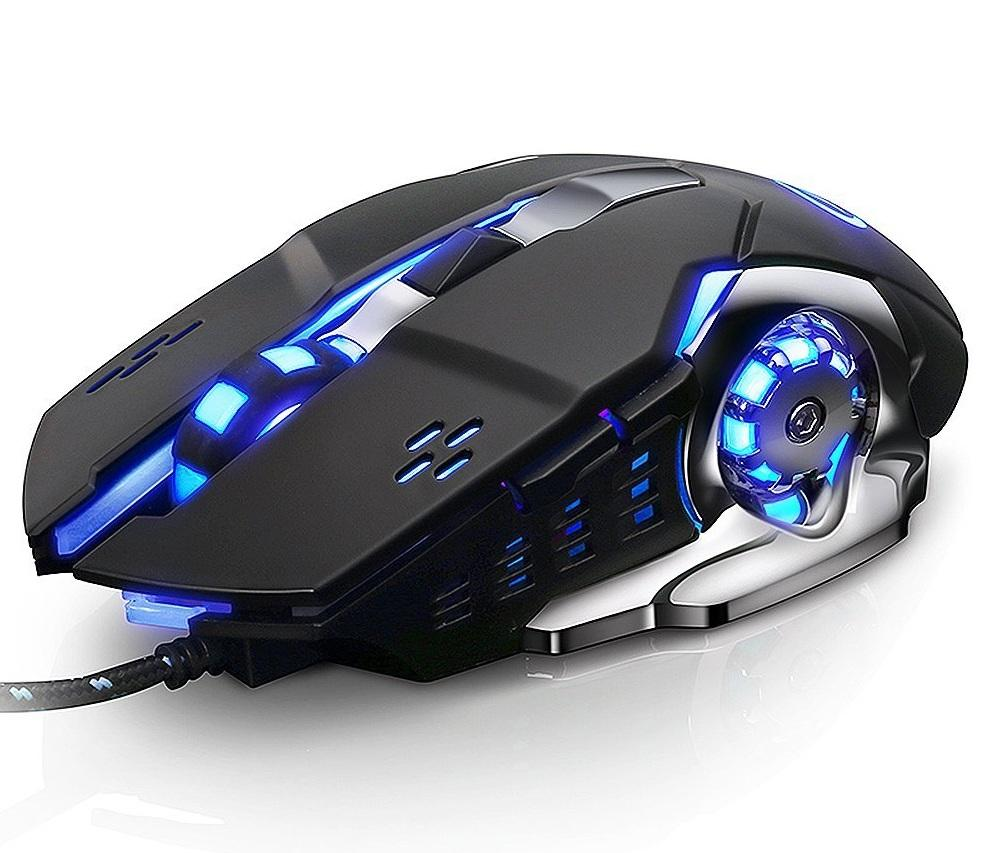 Computer Online Store Land Slider M12 Rgb Gaming Mouse