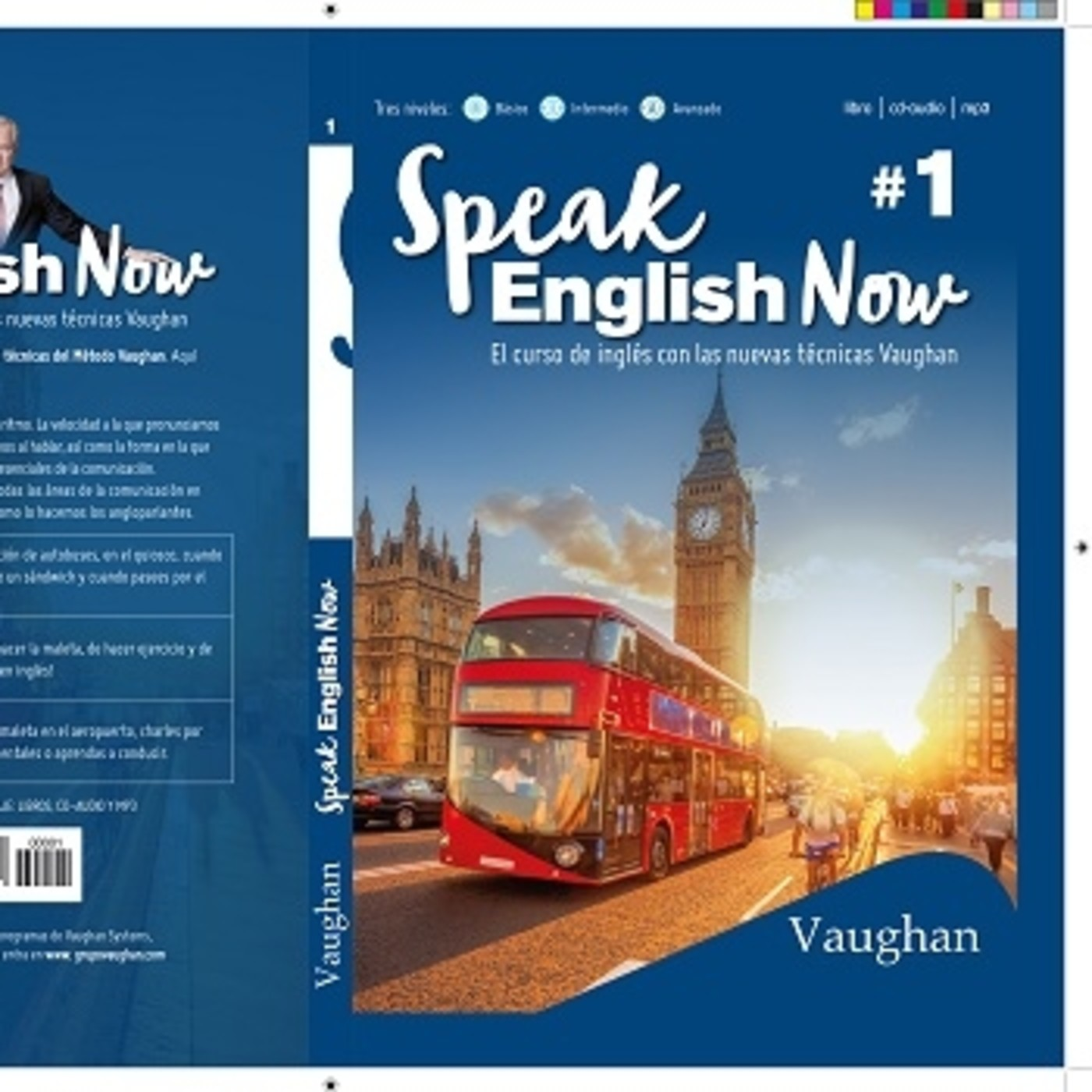 Vaughan Libros Speak English Now By Vaughan Libro 1 In Speak English Now