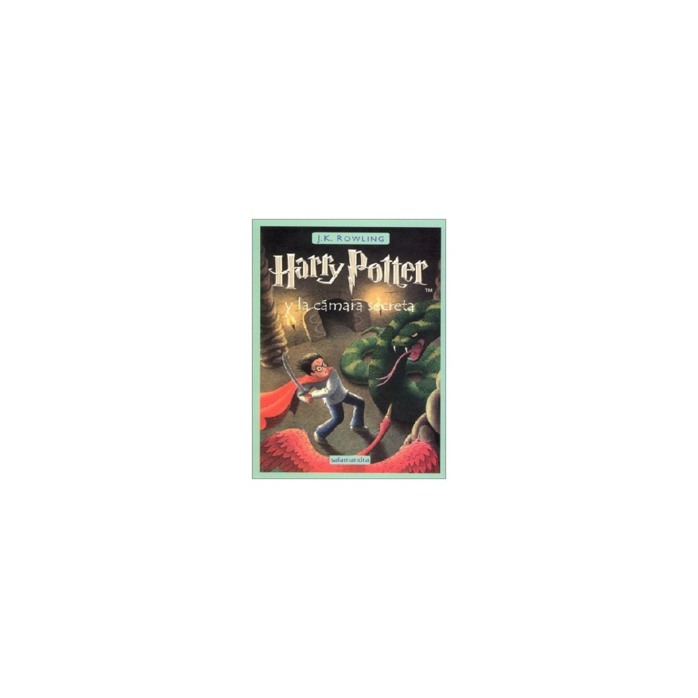 Segundo Libro De Harry Potter 03 Harry Potter Y La Camara Secreta En Harry Potter Y La