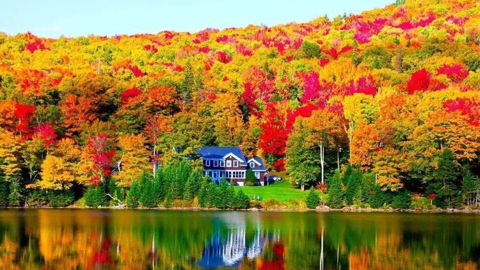 New England Fall Desktop Wallpaper Spectacular Autumn Foliage Is Forecast For New England