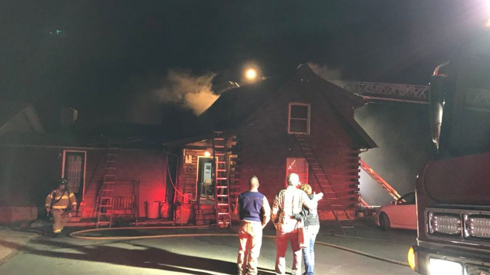 Seven Displaced After House Fire In Forest Wset