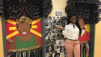 black history door decorations | Decoratingspecial.com