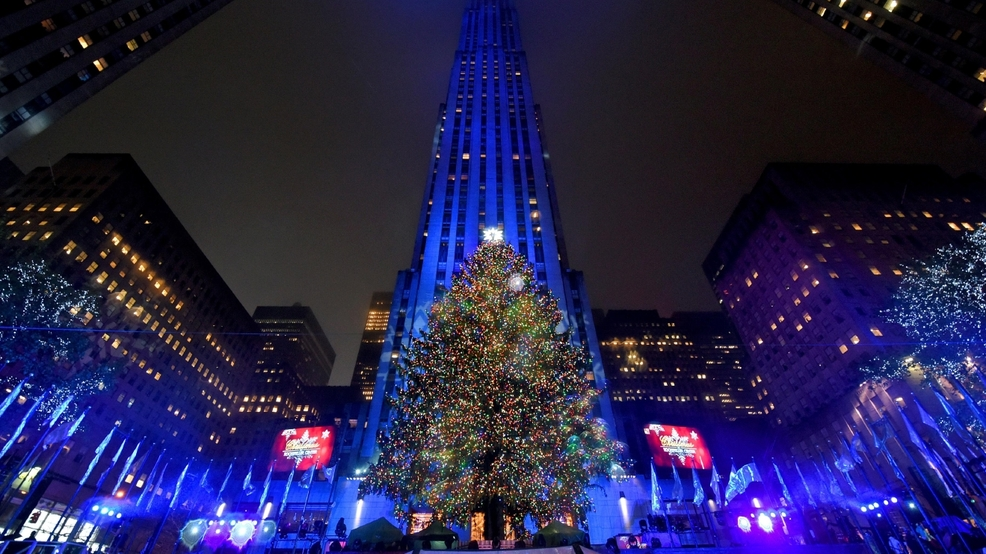 Rockefeller Center Tree Lighting Channel Rockefeller Center Christmas Tree To Come From
