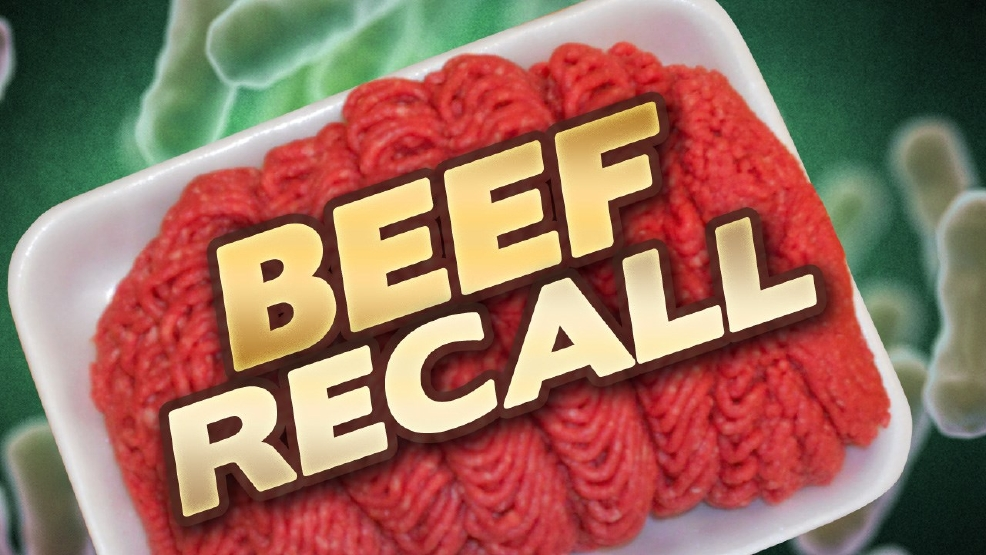 Beef products shipped to Maine recalled due to E. coli concerns | WGME