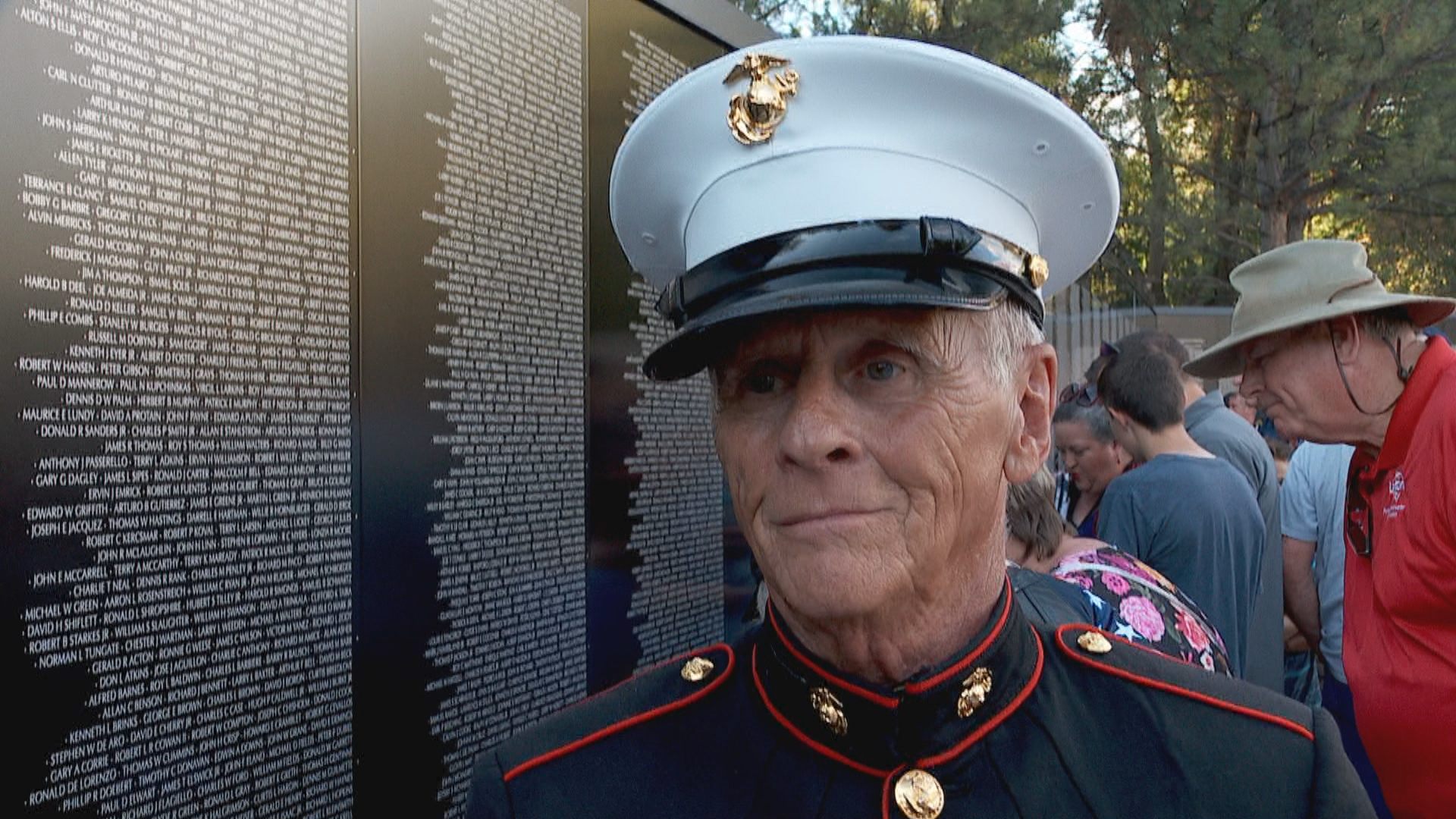Tom Taylor Honoring Our Marin Veterans New Monument To Vietnam Veterans Opened To The Public In