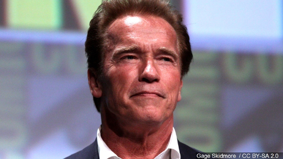 Arnold Schwarzenegger39s Mission To Terminate Climate