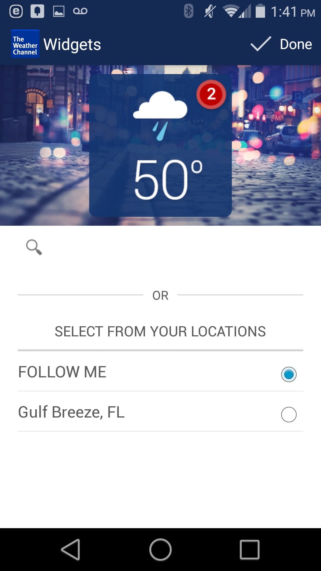 weather channel app download for amazon fire