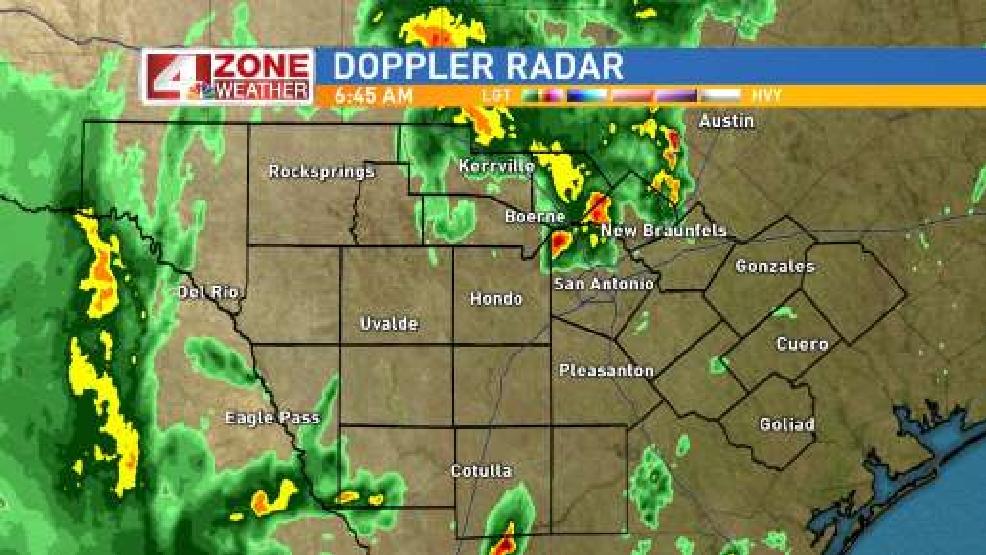 weather channel radar south texas