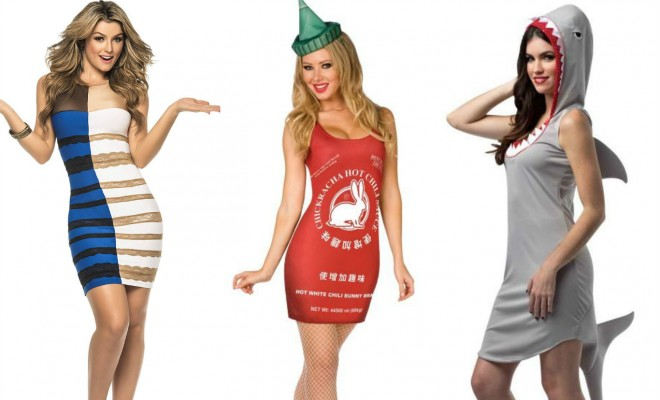 The Sexiest Halloween Costumes You Never Thought Of