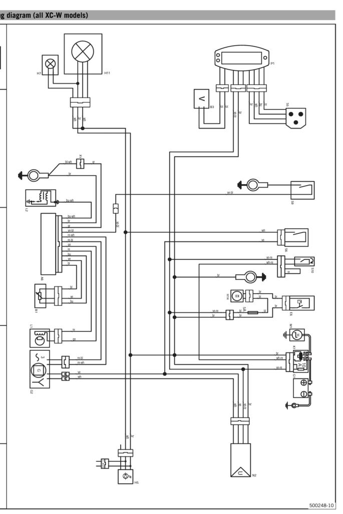 ktm 950 supermoto wiring diagram ktm