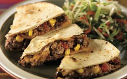 Small Of Steak Quesadilla Recipe