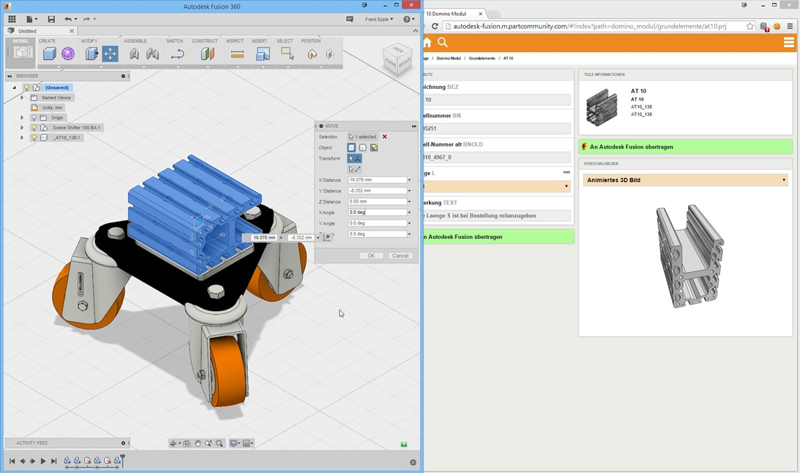 Fusion 360 Partners Compatible Plugins \ Providers Autodesk - construction materials list template