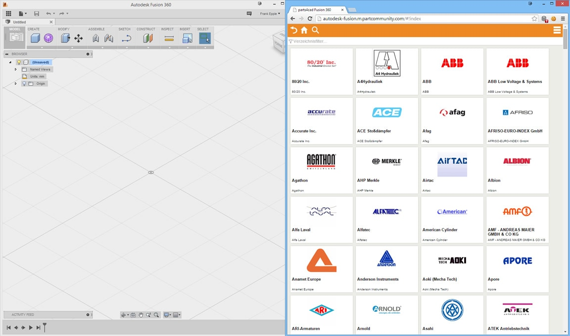 Fusion 360 Partners Compatible Plugins \ Providers Autodesk - process manual template