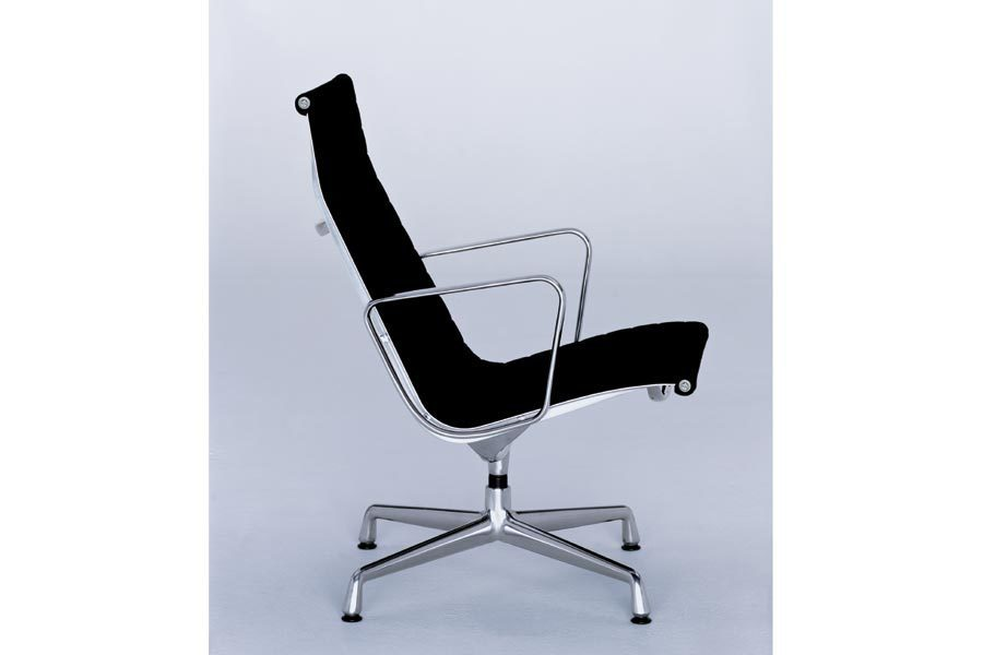 Replica Eames Aluminium Office Chair Leather Buy In