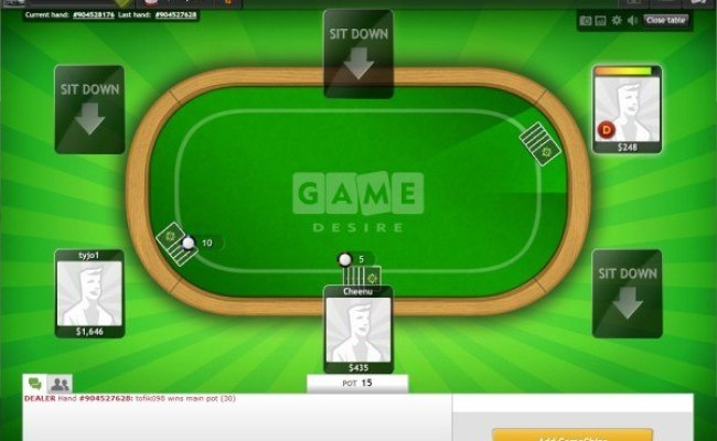 Poker 5card Draw Graj W Karty Online Na Gramy Interia Pl