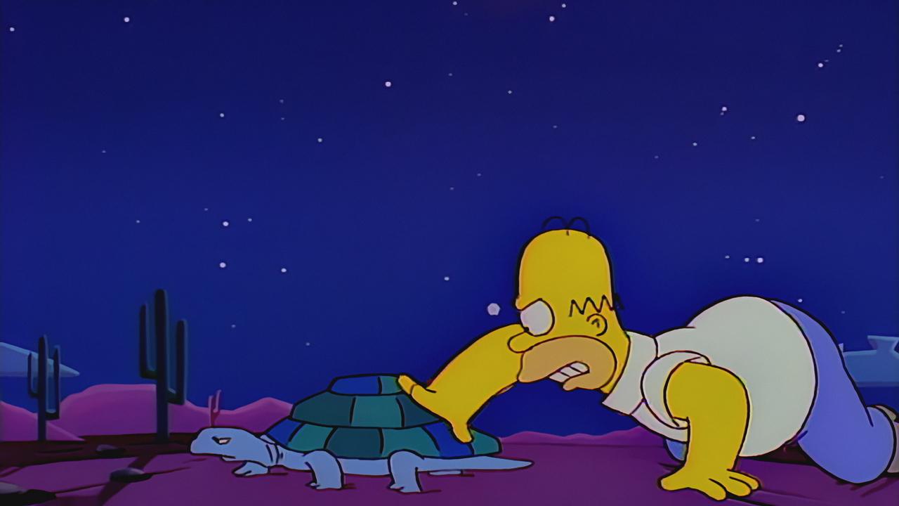 El Viaje Misterioso de Nuestro Jomer (The Mysterious Voyage of Homer) | Simpsons World on FXX