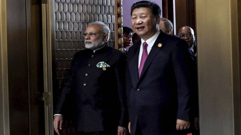Modi-Xi to try to reach important consensus to resolve outstanding - mutual consensus