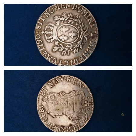 1790 French Coins