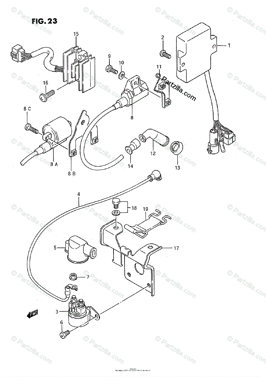 arctic cat schematic diagrams