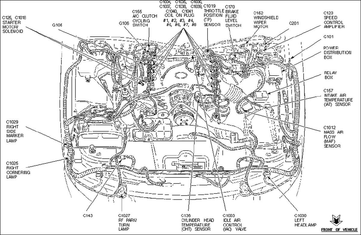 2001 pt cruiser wiring diagram schematic  f4ce507 1946