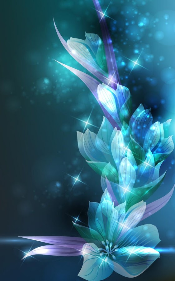 Animated Mobile Phone Wallpapers Flowers Magic Flowers Live Wallpaper App Ranking And Store Data