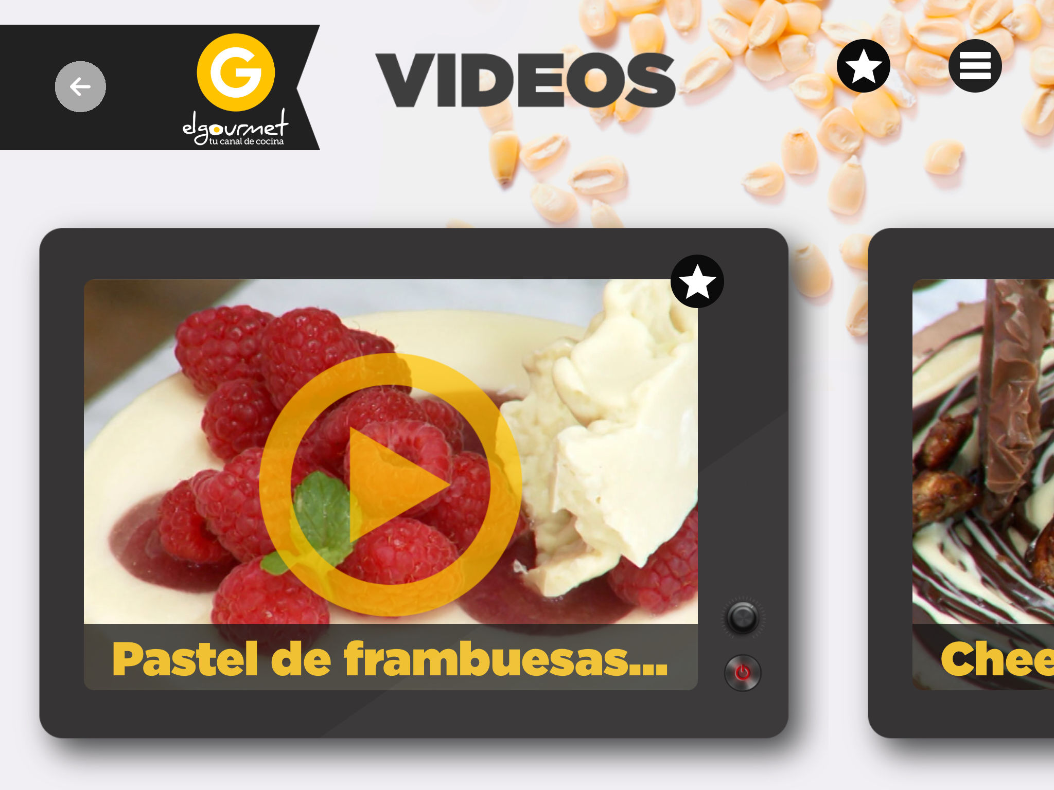 App Canal Cocina Elgourmet App Ranking And Store Data App Annie