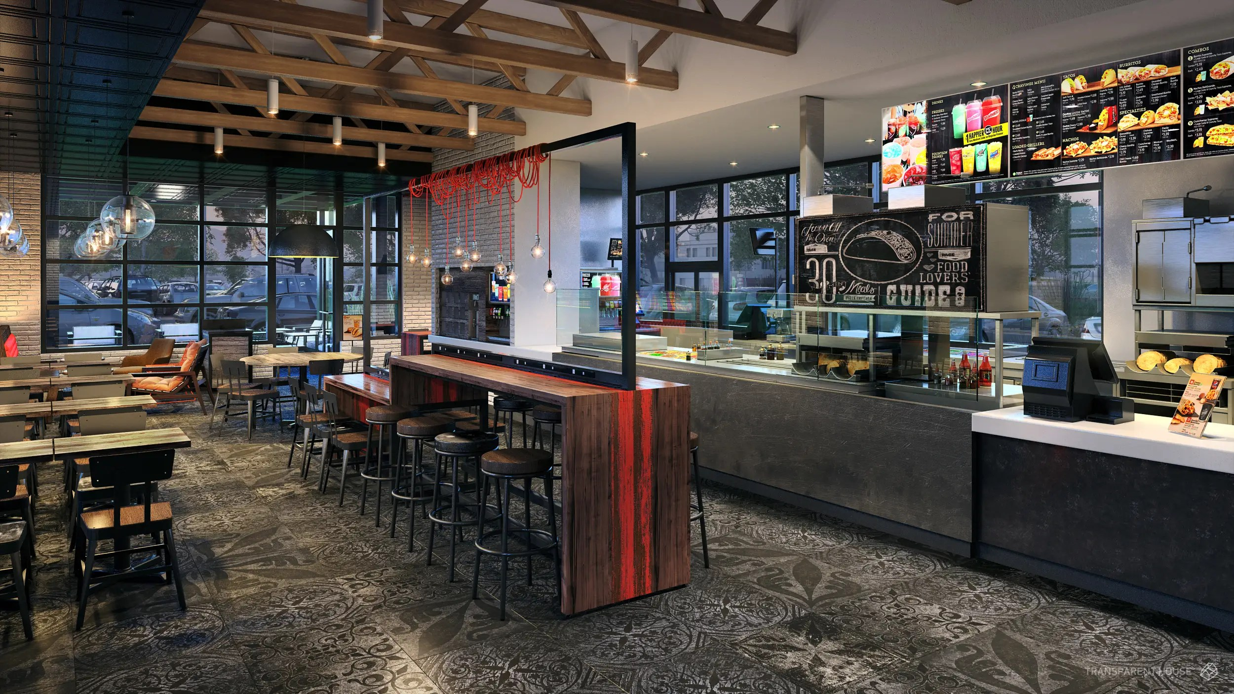 Bell Design Taco Bell's New Restaurants Are Unrecognizable - Business