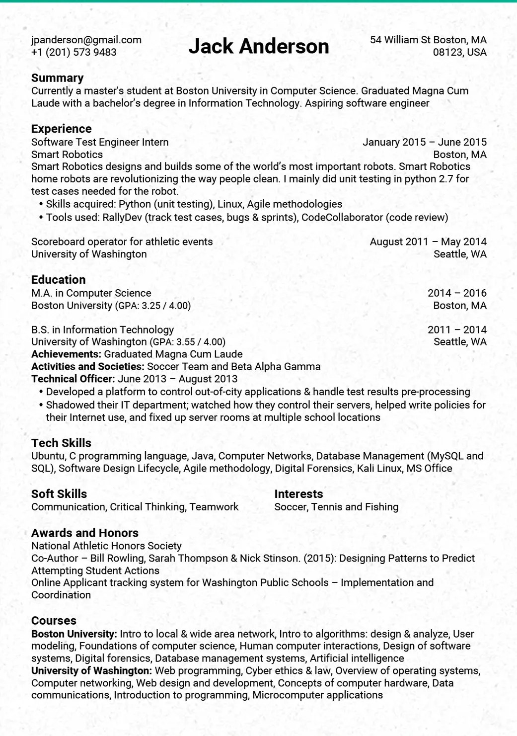 skills to mention in resume - zrom
