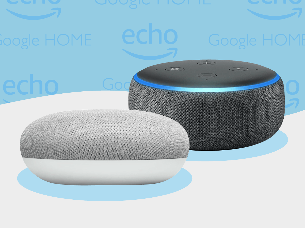 ???echo We Tested The Amazon Echo Dot And Google Home Mini To See Which