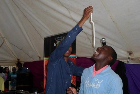 Pastor Makes Congregants Drink Deadly Rattex Poison To