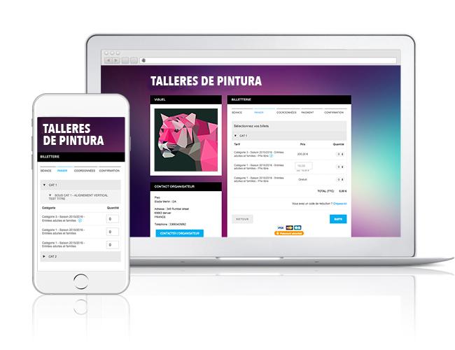 Weezevent - Solución de venta de entradas online, inscripción y cashless - como hacer boletos para un evento