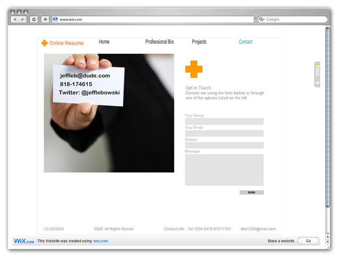 How to Create a Killer Online CV - resume online